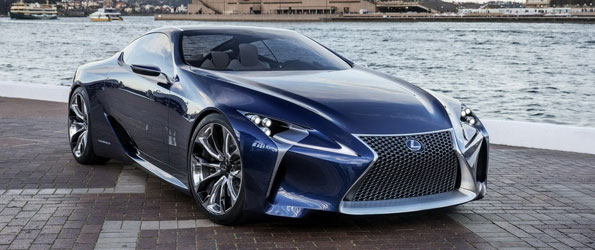 Lexus – The future of targeted marketing