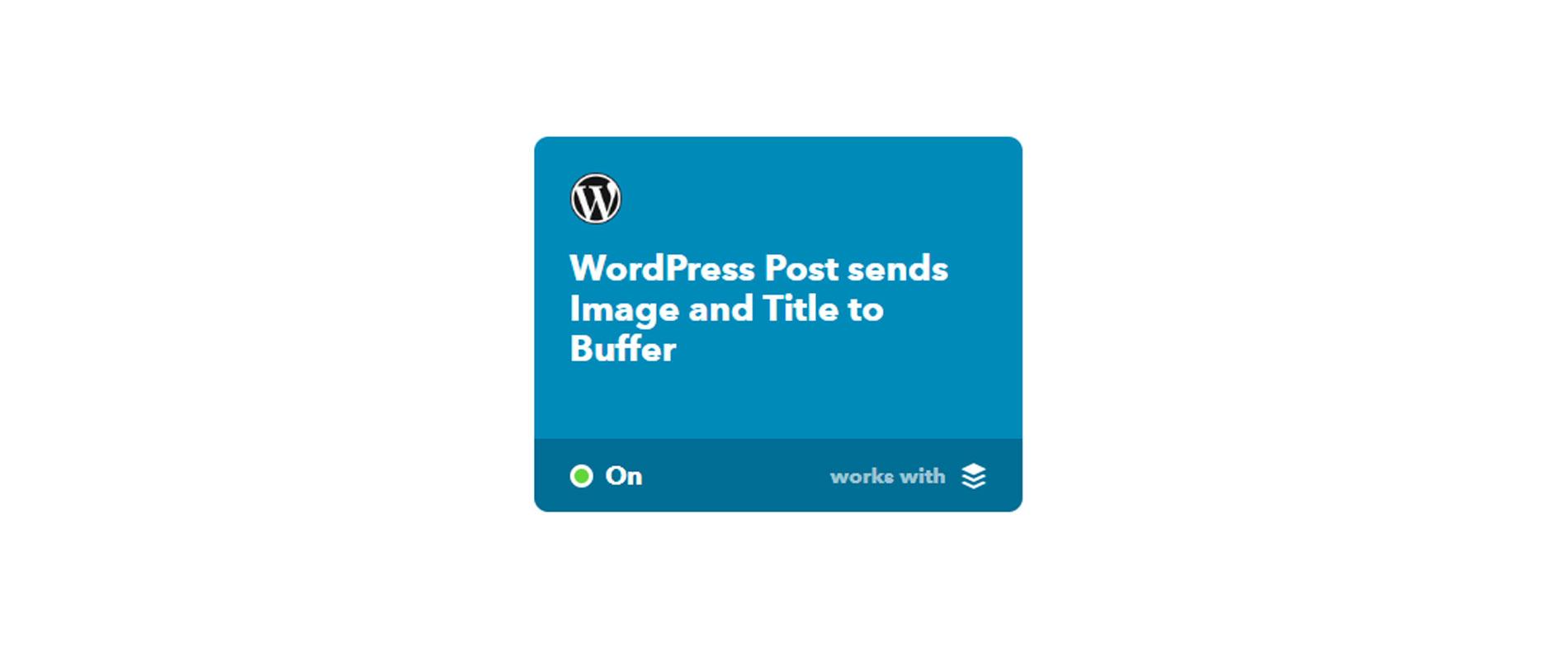 wordpress post podcast social media automation