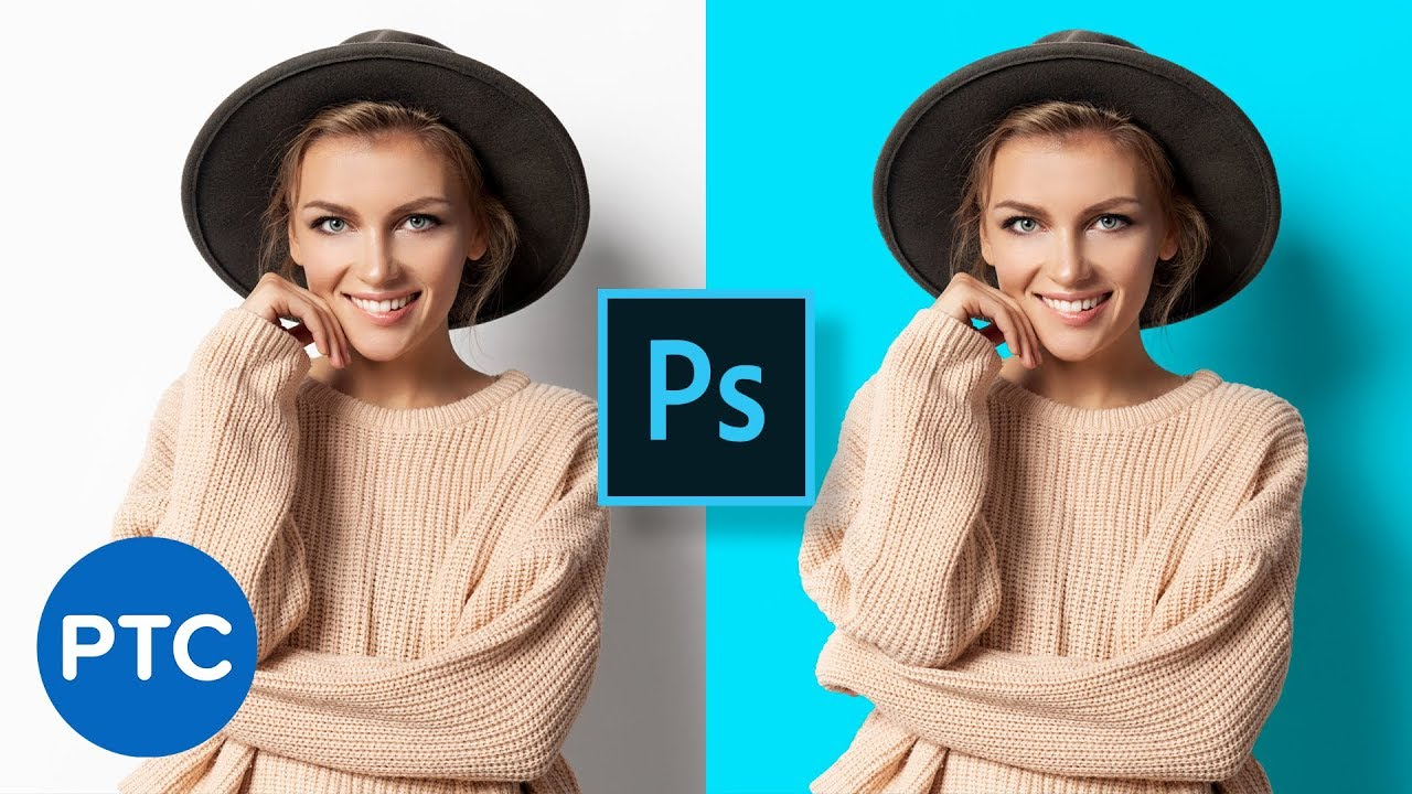 How To Change Background Color in Photoshop (Fast & Easy!)