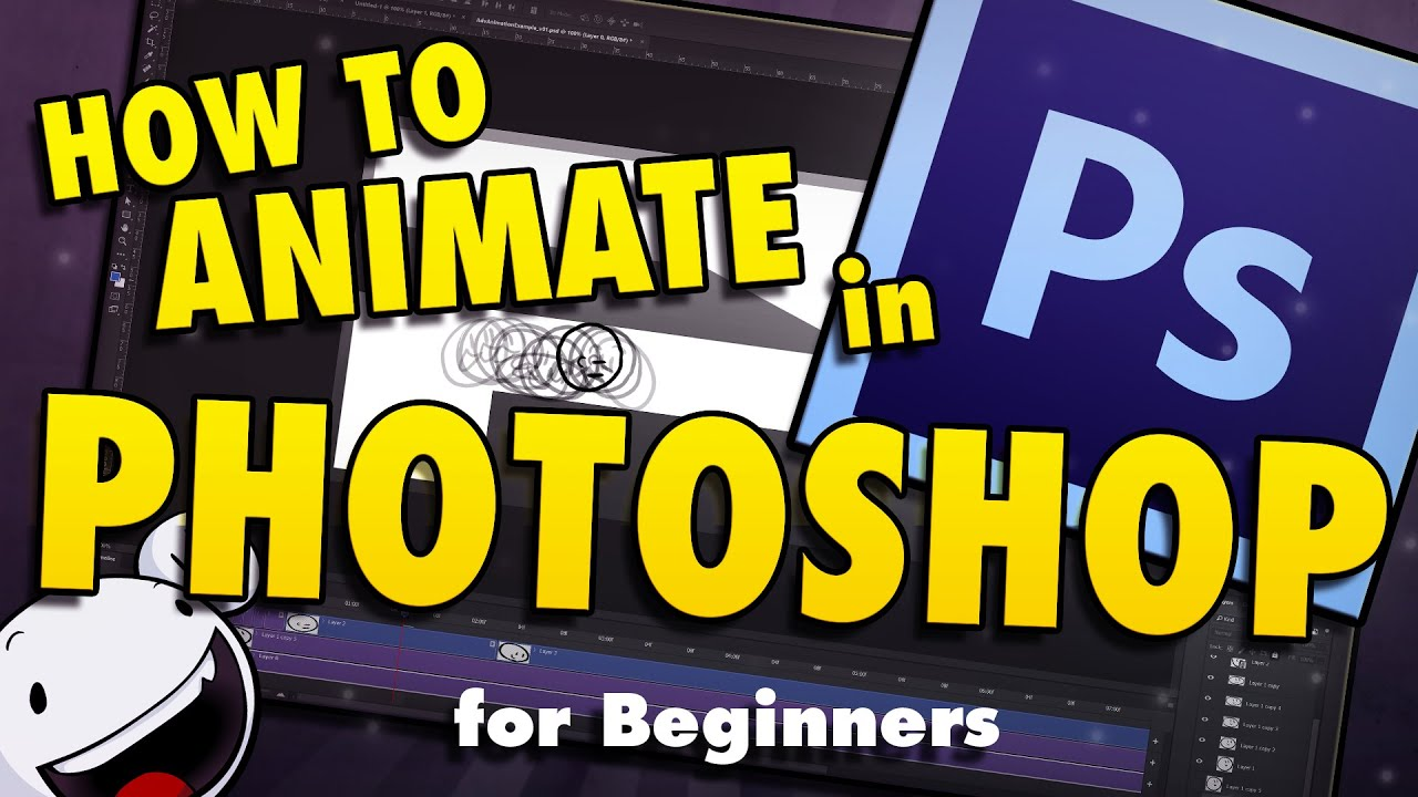 How To Animate in Photoshop CS6 & CC - Tutorial for Beginners
