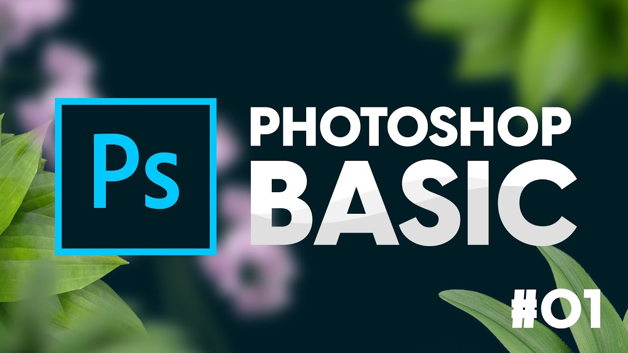 Adobe Photoshop Tutorial | Adobe Photoshop for Beginners - Class 1