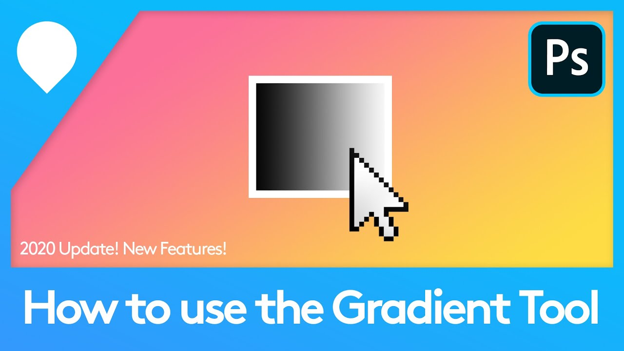 How to Use the Gradient Tool in Photoshop | Adobe Tutorial