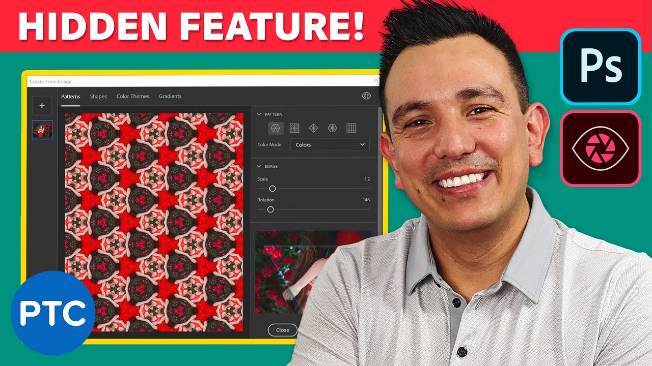 AMAZING New Photoshop Feature Adobe Hid From You! - Capture in Libraries