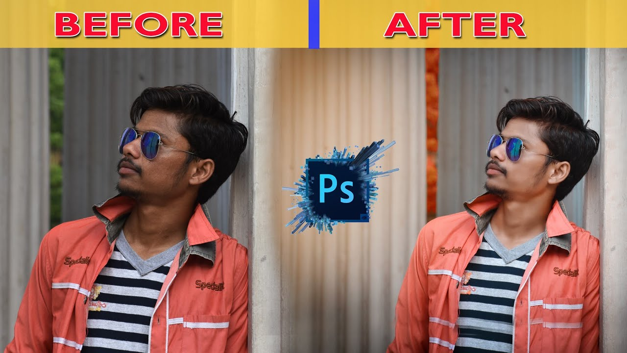 Adobe Photoshop cc Colorful Photo Editing Tutorial..