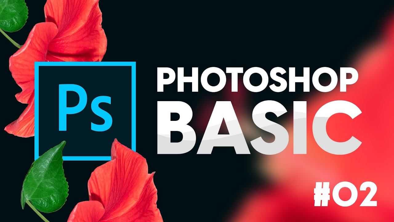 Adobe Photoshop Tutorial | Adobe Photoshop for Beginners - Class 2