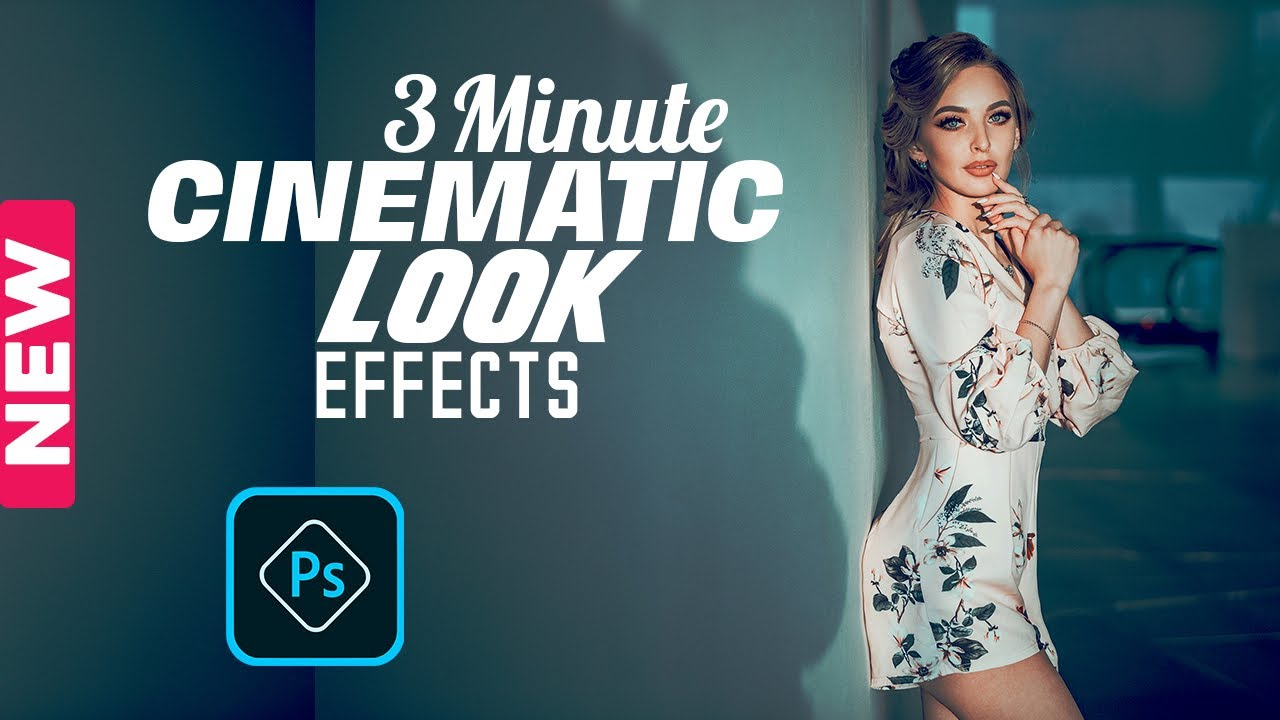 Photoshop Tutorial । How to Create Cinematic Color Grading Effects in Adobe Photoshop CC 2020