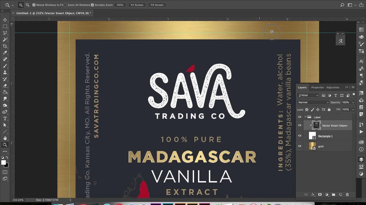 Prepare File for Print in Adobe Photoshop