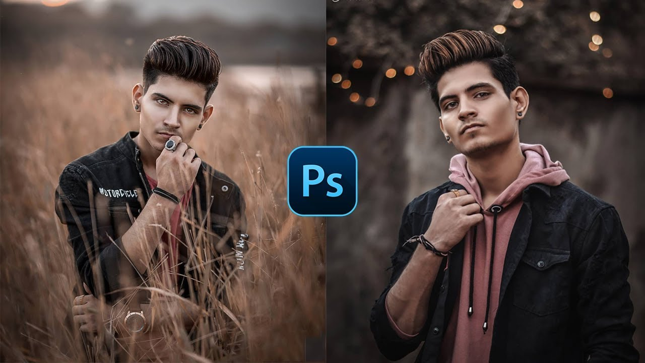 How To Edit MOODY BROWN - Photoshop Tutorial