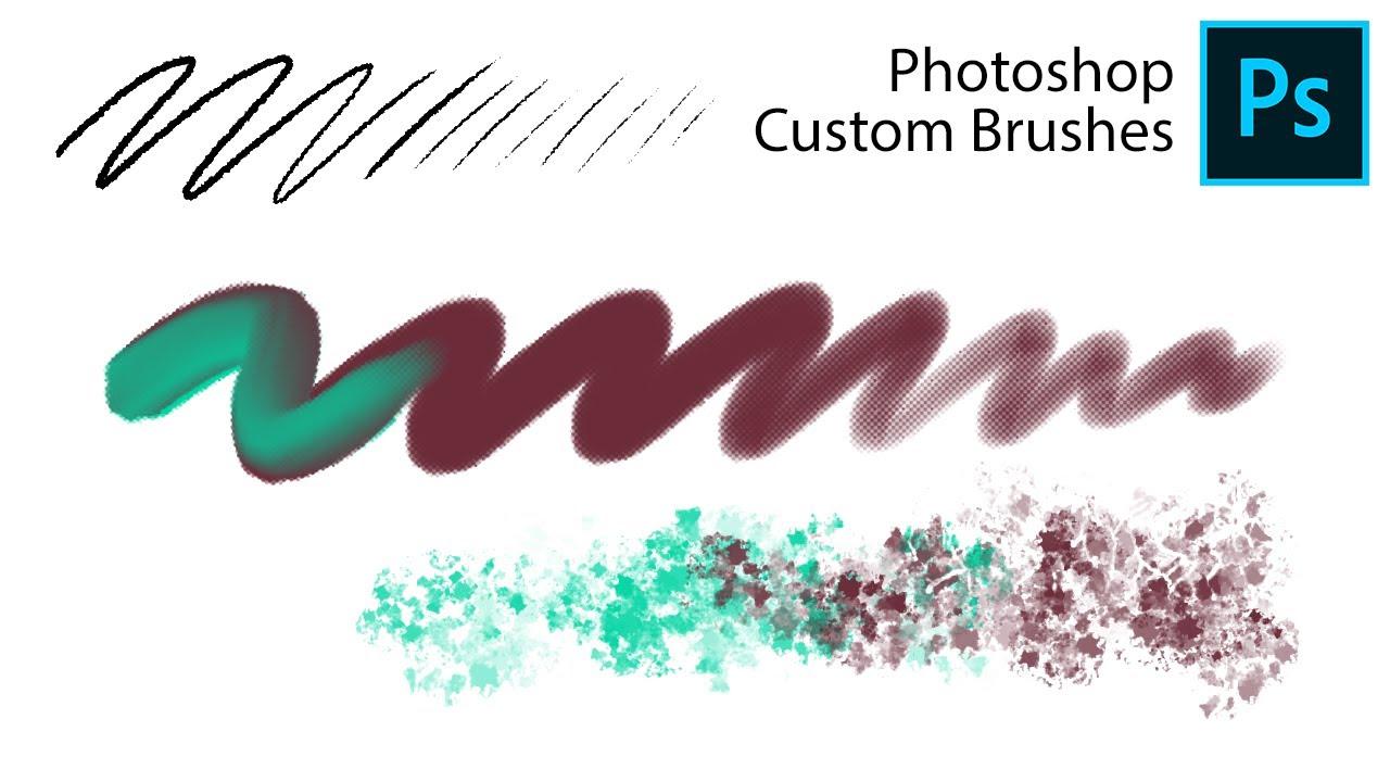 Photoshop & Adobe Fresco Brushes for Digital Painting