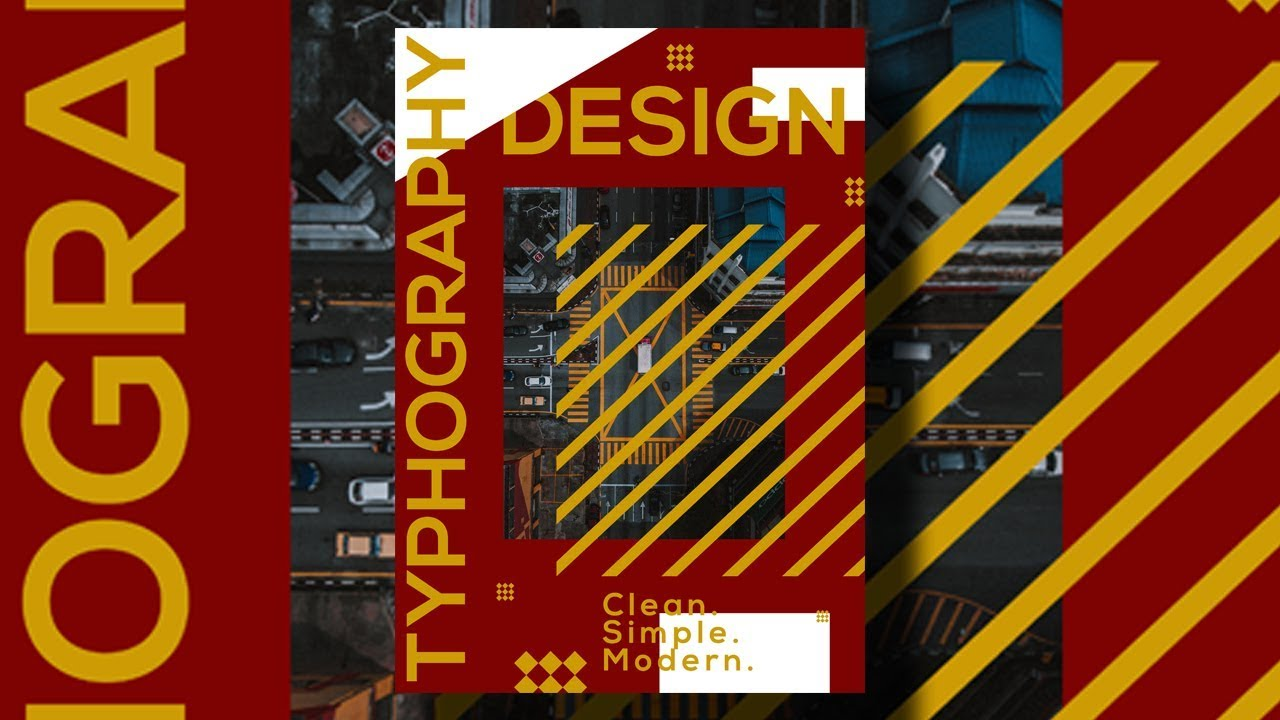 Typhography Design - Tutorial Adobe Photoshop Cs6