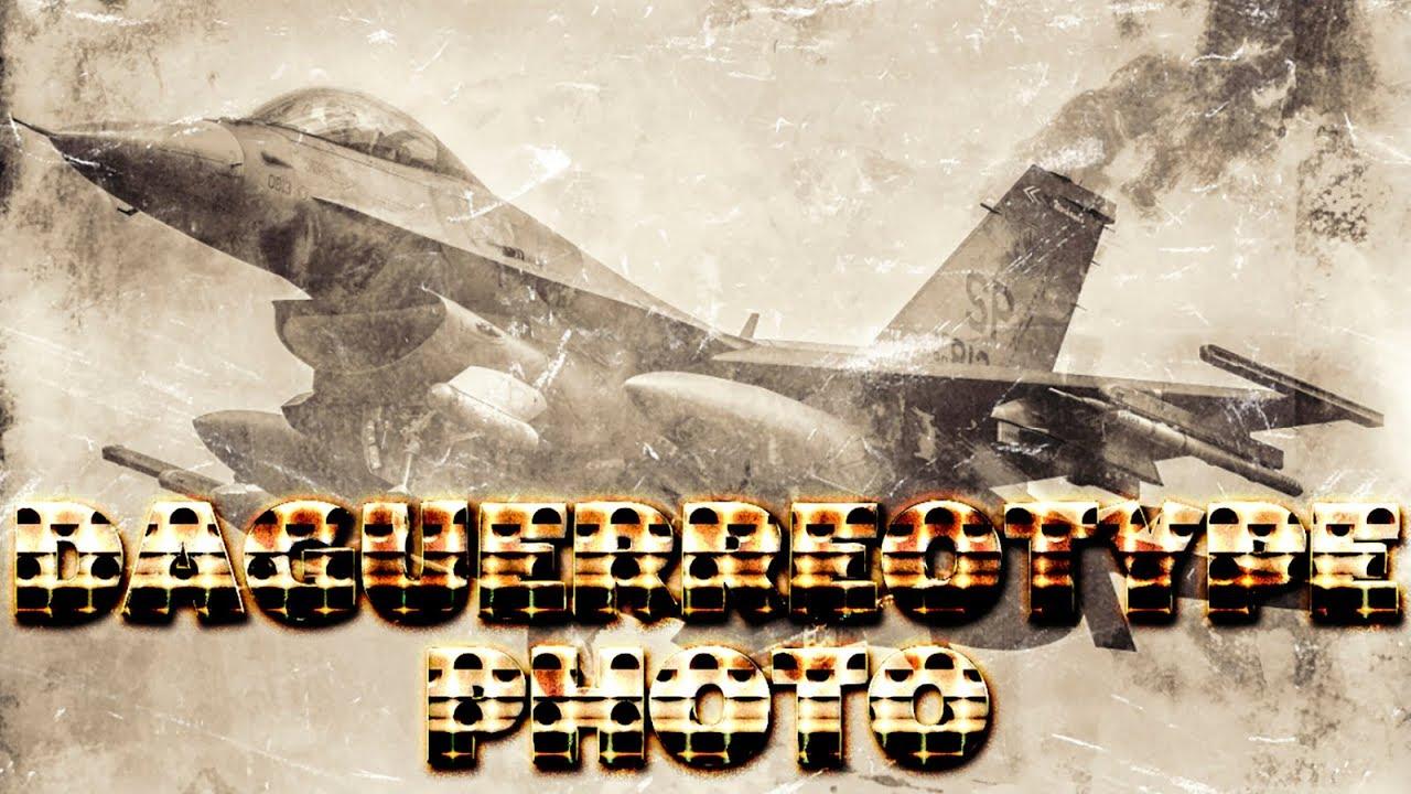 Daguerreotype Photo Effect in Adobe Photoshop CC 2019 ( Tutorial )