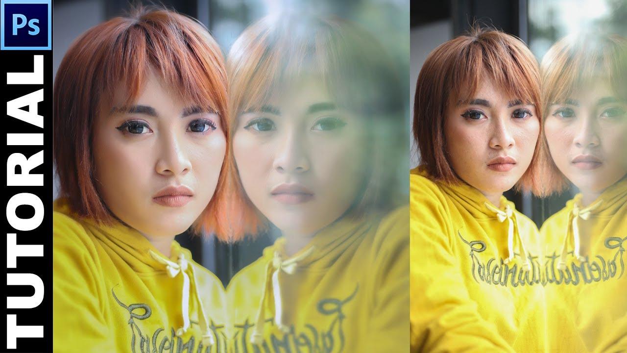 TUTORIAL PHOTOSHOP - CARA EDIT FOTO SIMPLE TANPA PRESET MENGGUNAKAN ADOBE PHOTOSHOP 2019