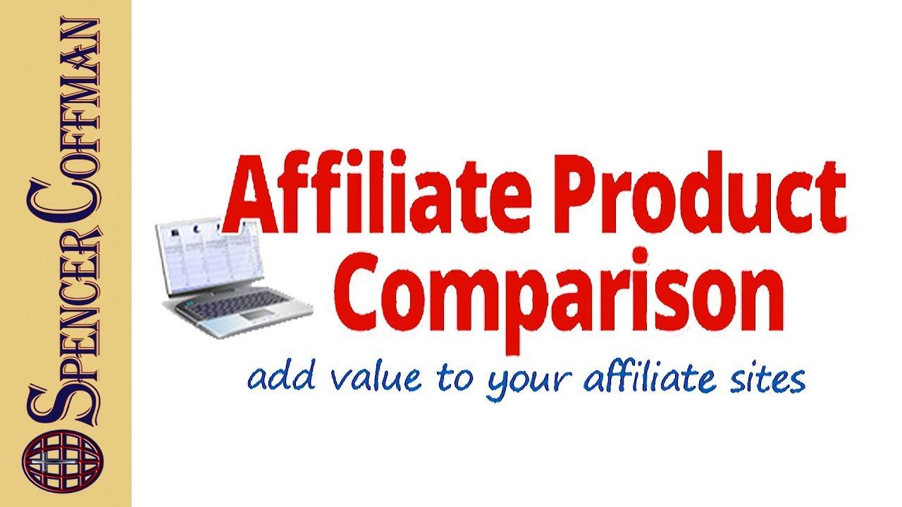 Affiliate Product Comparison Review WordPress Plugin - Spencer Coffman