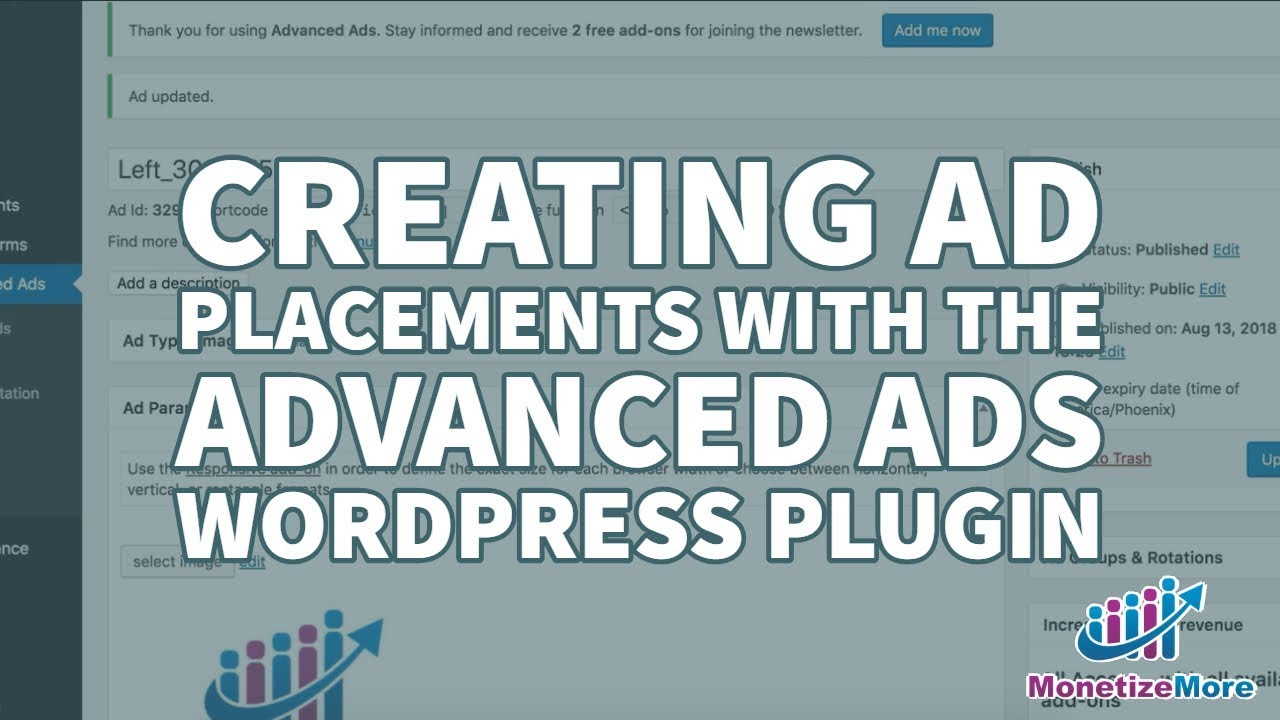 Creating Ad Placements With The Advanced Ads Wordpress Plugin