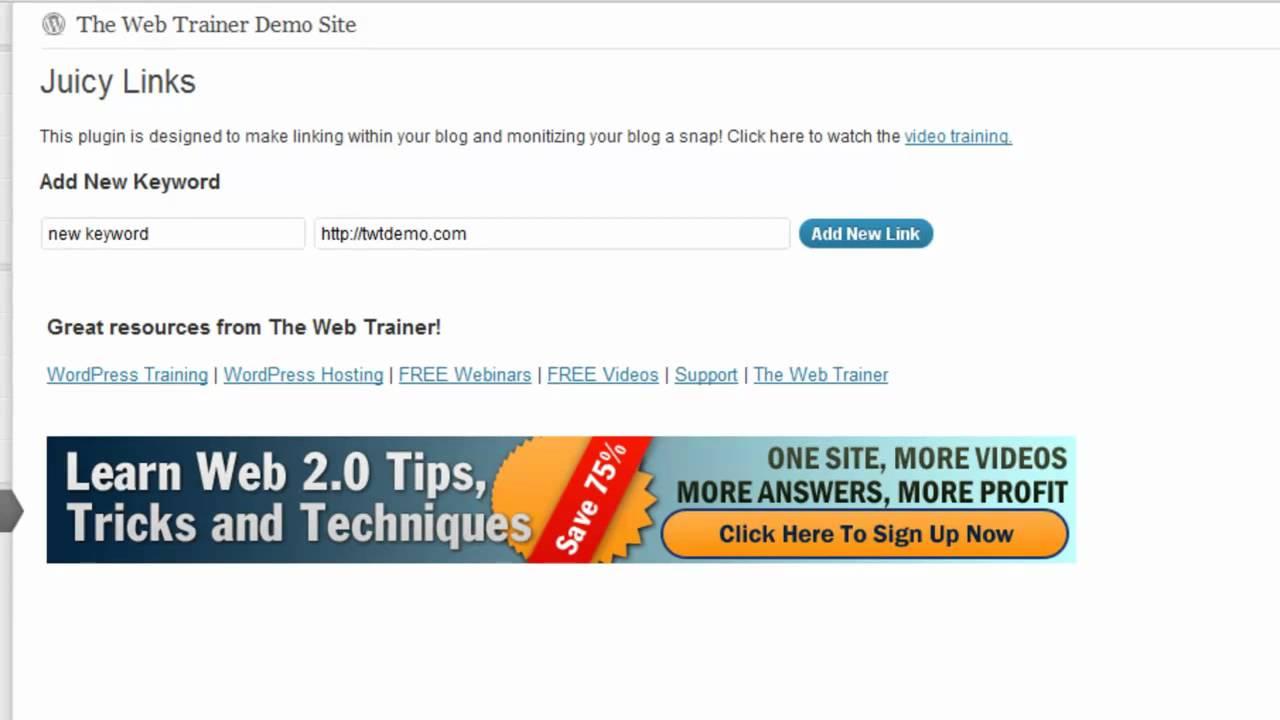 FREE SEO and Affiliate Marketing WordPress Plugin