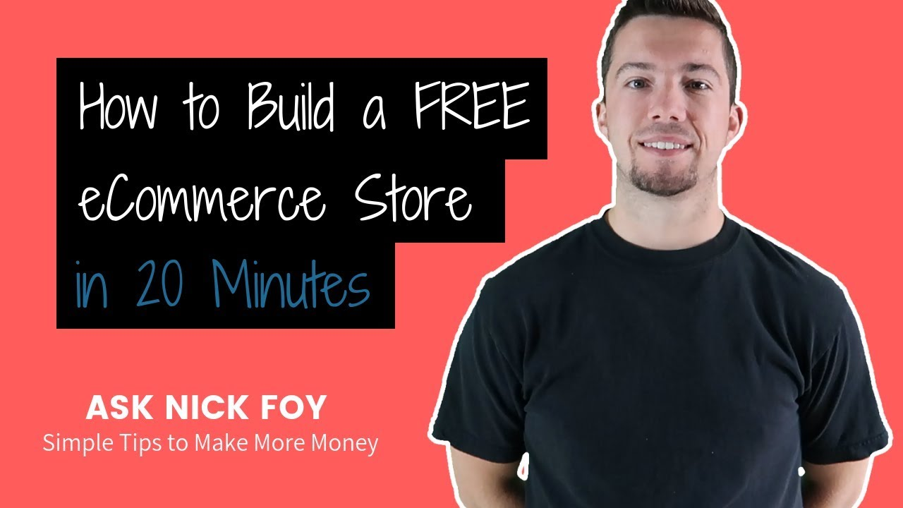 How to Build a FREE eCommerce Store (Use This FREE WordPress Plugin)