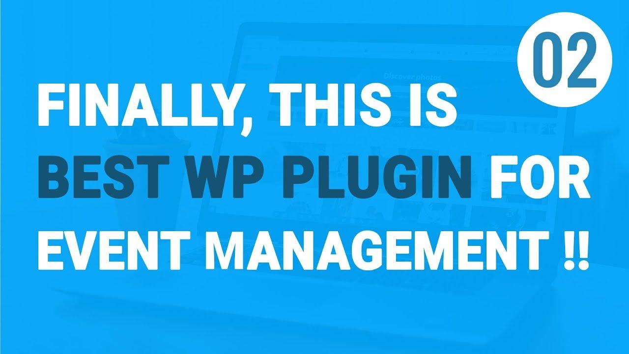 Installing Best Wordpress Event Management Plugin   WP Event Management Site Development in Hindi