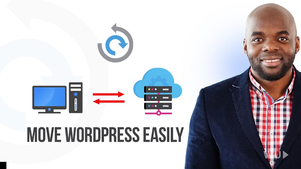 Moving WordPress site to new domain - All in one WP Migration