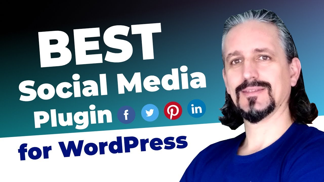 Social Media Plugin for WordPress - Simple & Regularly Updated