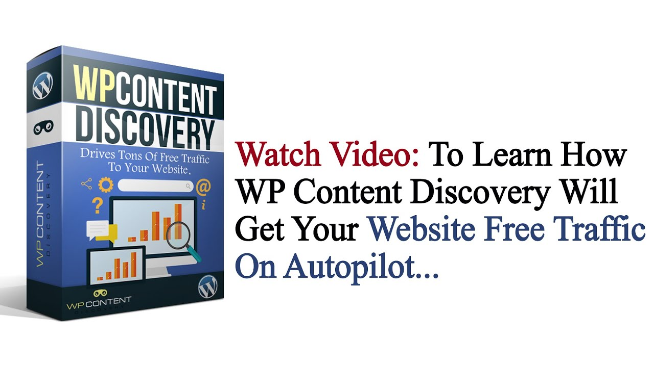 Start Getting Free Autopilot Website Traffic With This Free WordPress Plugin