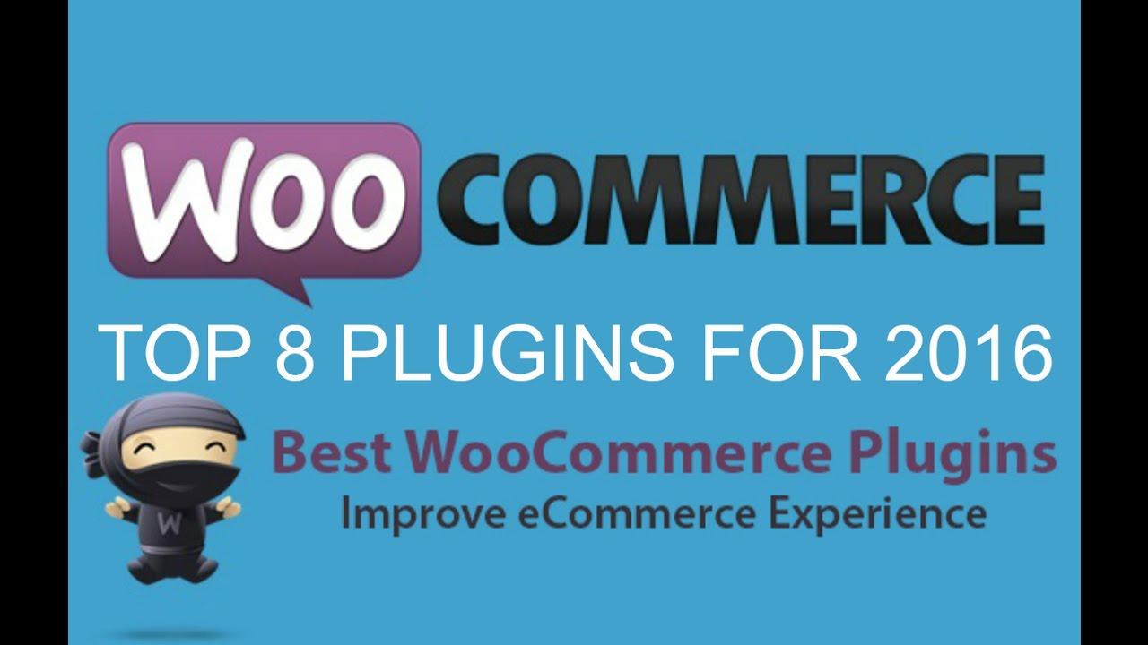 Top 8 Best WooCommerce Plugins for Wordpress 2016 | Must Have WooCommerce Plugins!