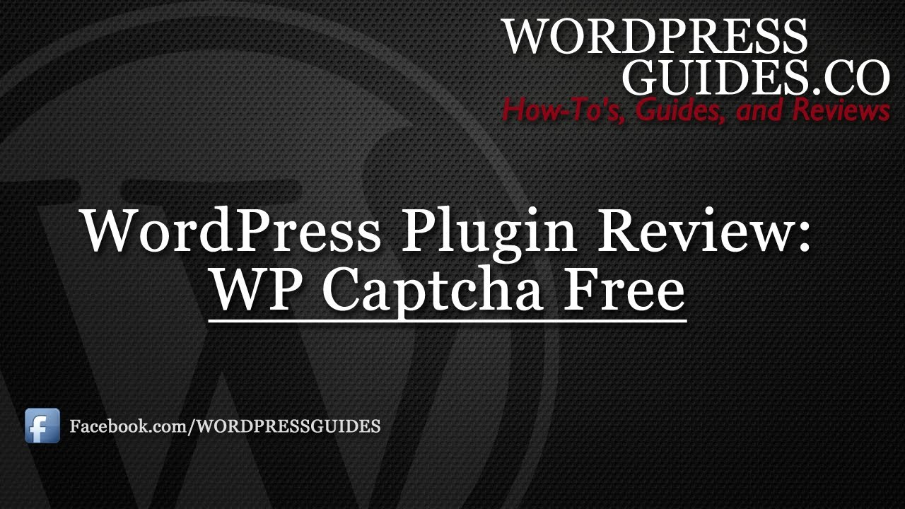 WP Captcha-Free WordPress Plugin Review