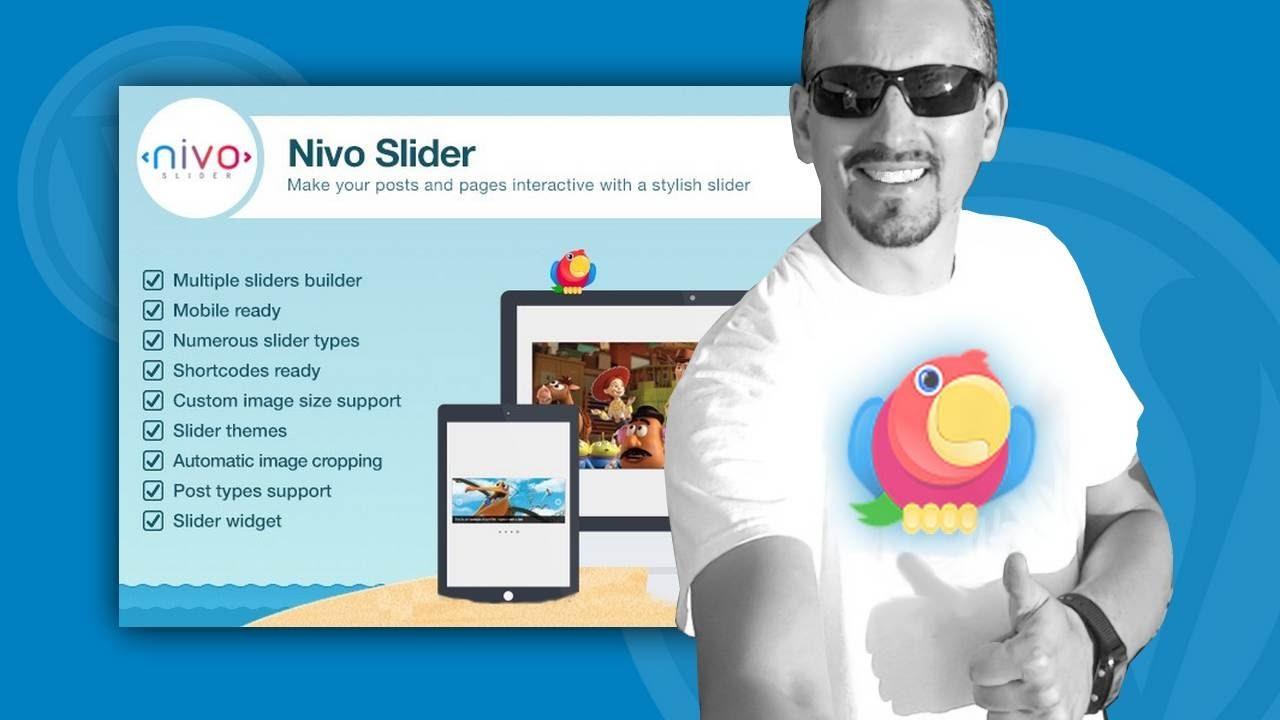 WordPress Slider Plugin Free: How To Get Started With Nivo Slider