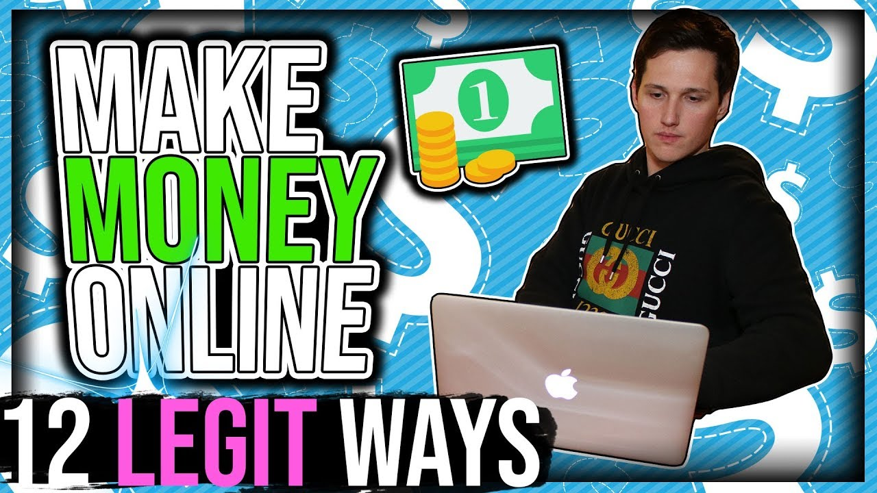 12 Legit Ways To Make Money Online (Beginners Guide)