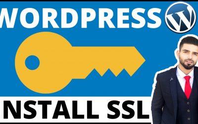 WordPress For Beginners – How To Install WordPress SSL Plugin: Beginners Guide