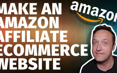 WordPress For Beginners – How to MAKE AN AMAZON AFFILIATE ECOMMERCE STORE Website with WordPress Woozone & Woocommerce