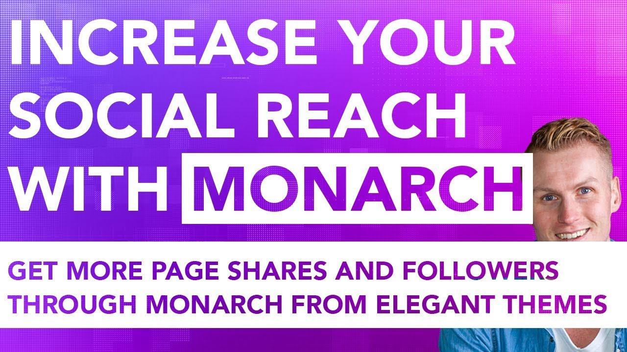 Monarch Tutorial 2019 | Wordpress Elegant Themes