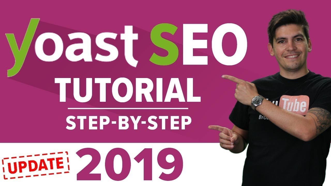 NEW Yoast SEO Tutorial 2020 (BEST SETTINGS) How to Setup Yoast Wordpress