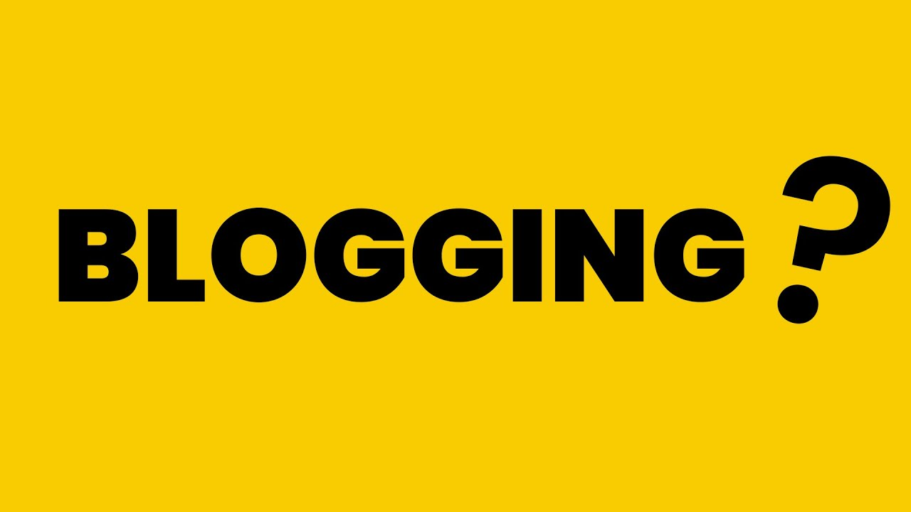 STARTING A NEW BLOG FOR BEGINNERS | BLOGGING ON WORDPRESS