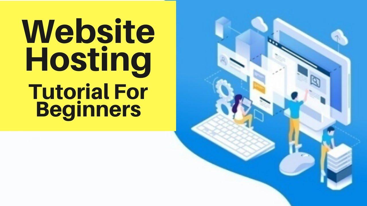 Website Hosting Tutorial For Beginners | Explained | Best Web Hosting For WordPress