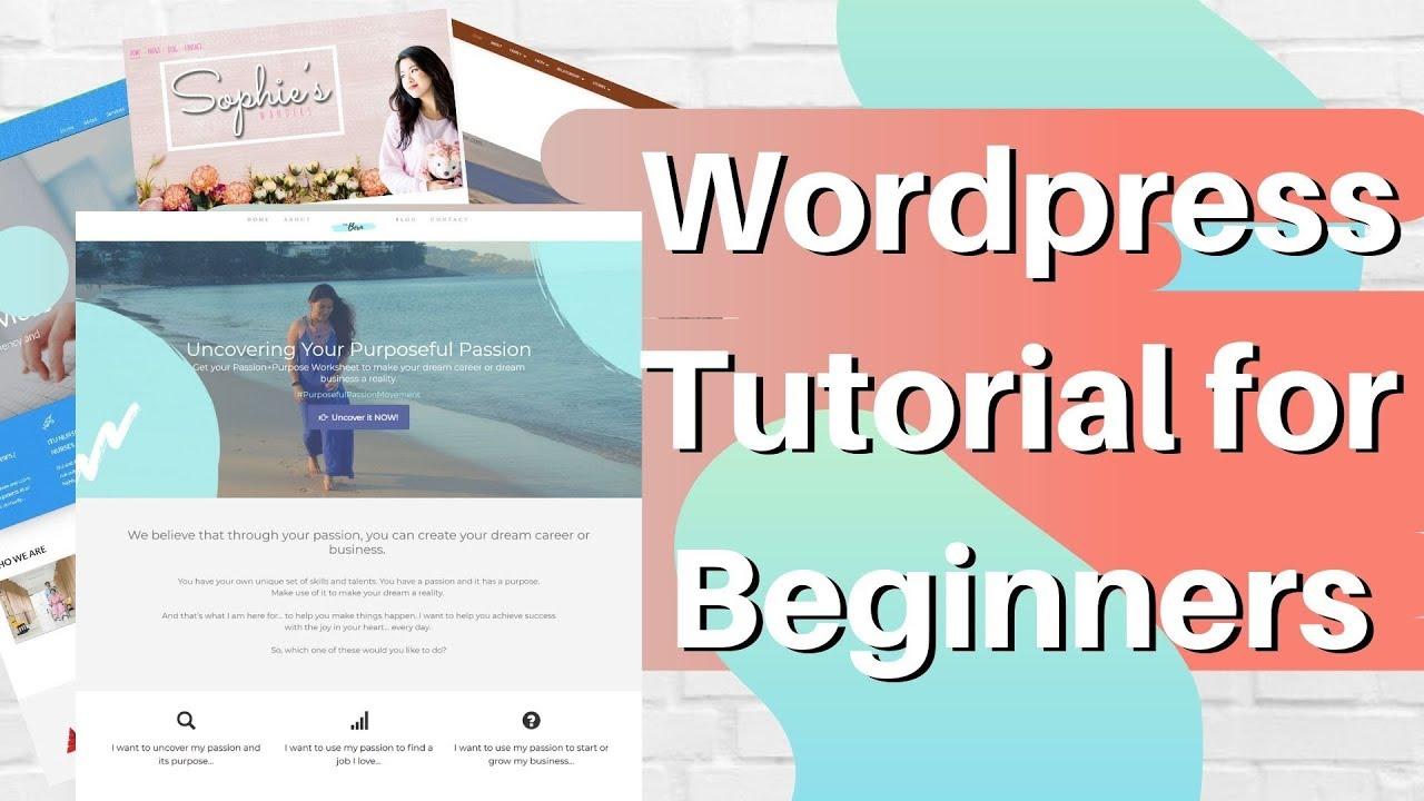 WordPress Web Design Tutorial for Beginners | Creating A Page Using Kallyas Wordpress Theme