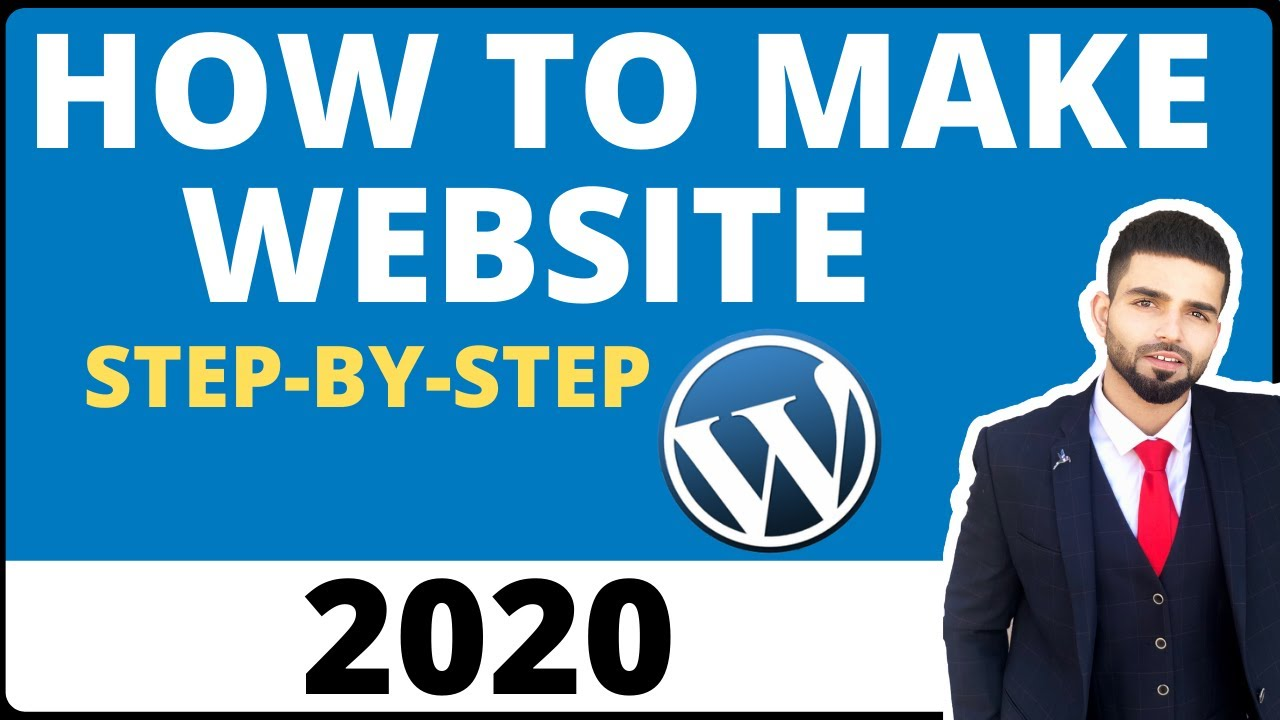 Wordpress Training For Beginners: Step By Step Tutorial 2020
