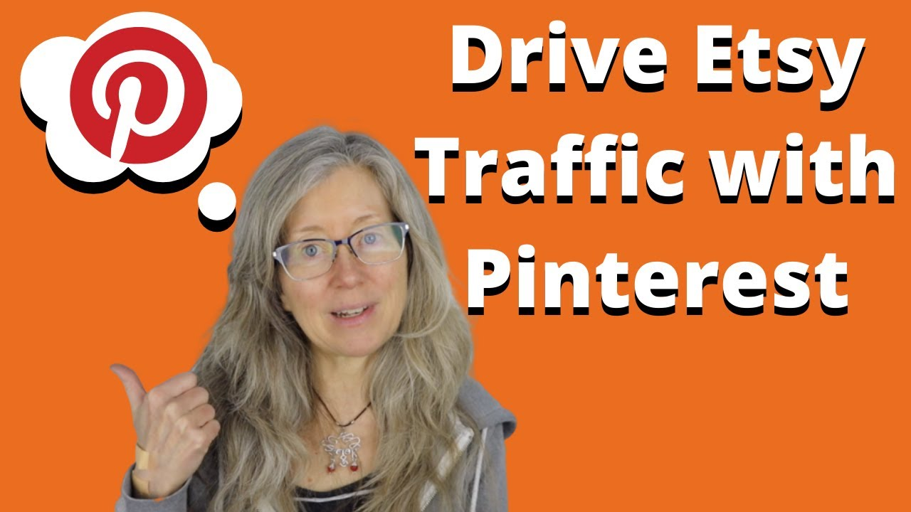 ETSY SEO TIPS: Drive Traffic to Your Etsy Shop with Pinterest