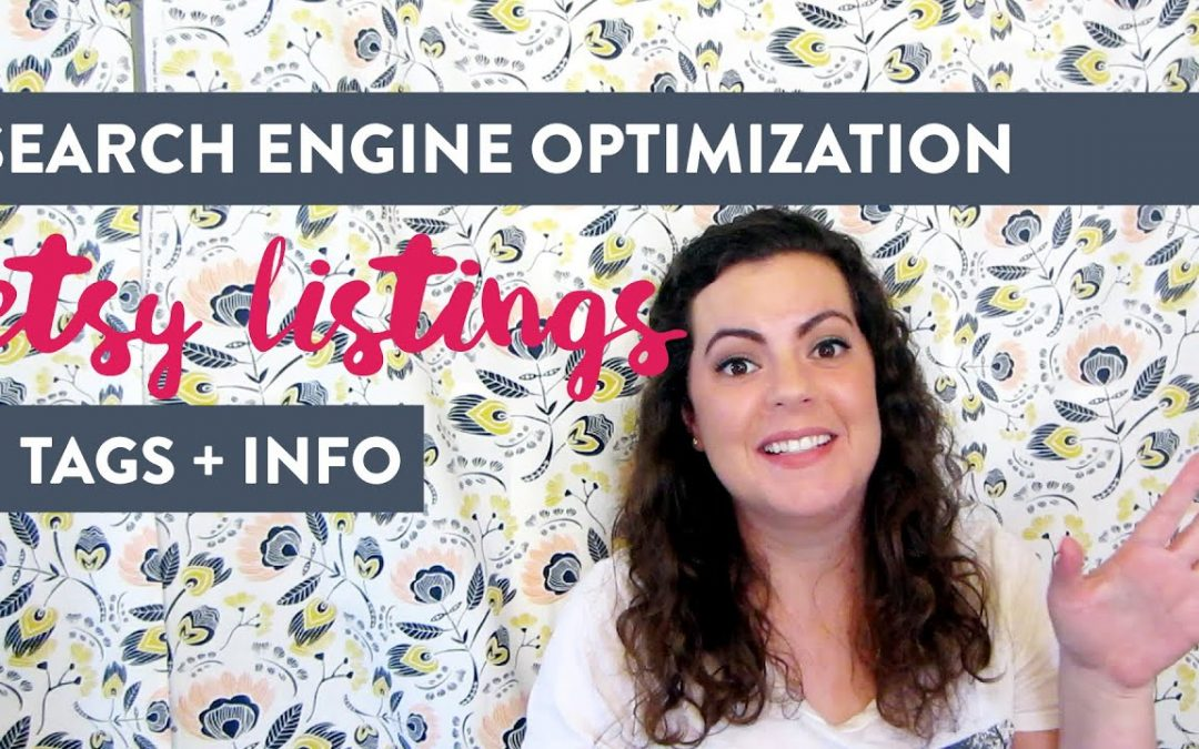 Etsy Listings and Search Engine Optimization   Simple SEO Ideas for Sellers