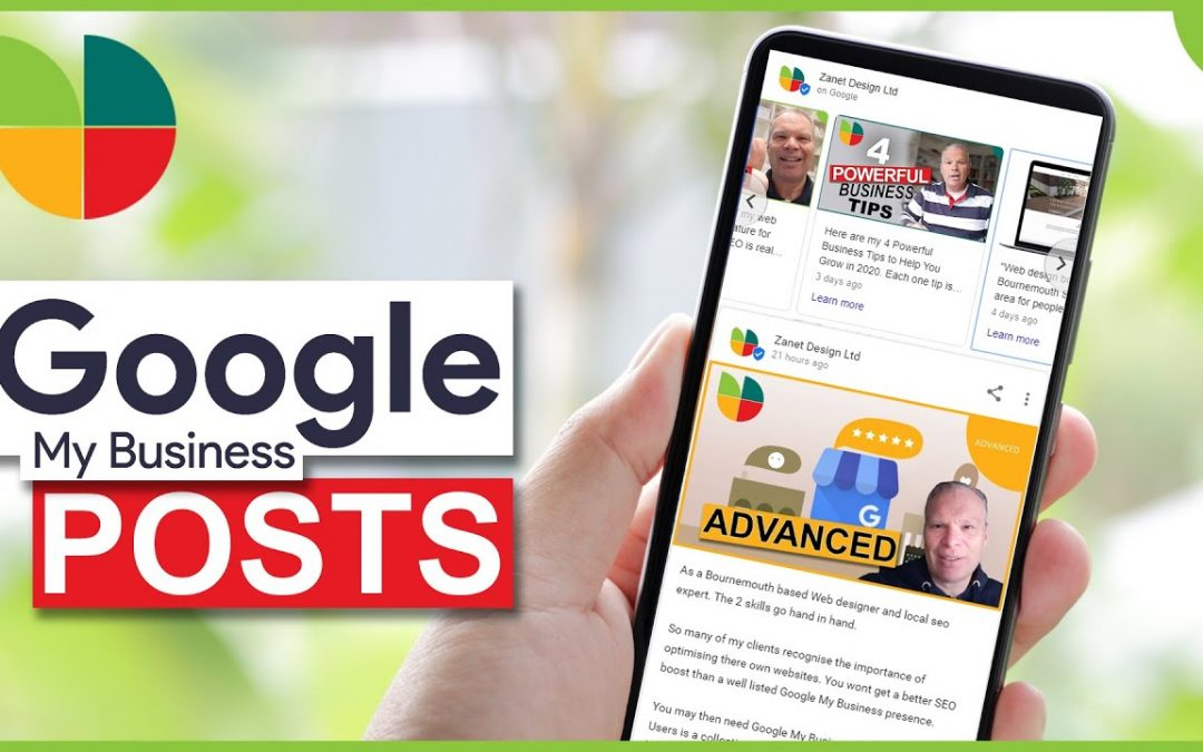 Google My Business Posts : Seo Tips To Attract Customers