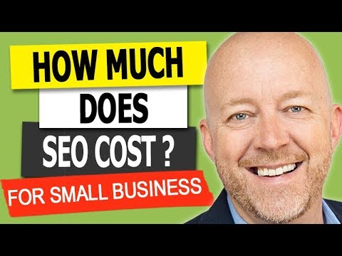 How Much Does SEO Cost For Small Business [in 2019]