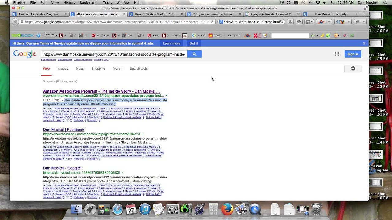 Meta Description - Search Engine Optimization Tips