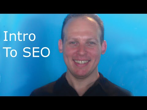 SEO (Search Engine Optimization) introduction tutorial to learn SEO basics