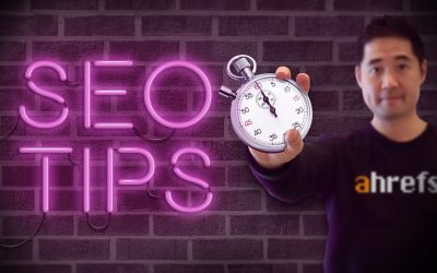 search engine optimization tips – SEO Tips to Improve Organic Traffic in Under 15 Minutes