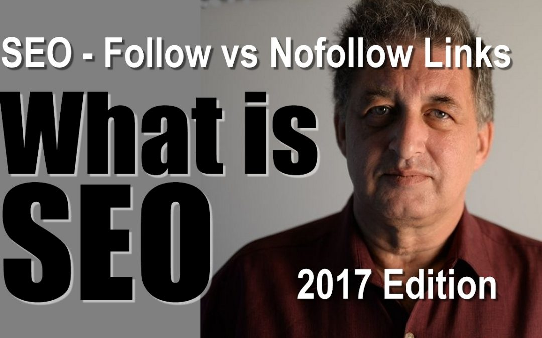 SEO Tutorial -  Follow and nofollow links - SEO tips