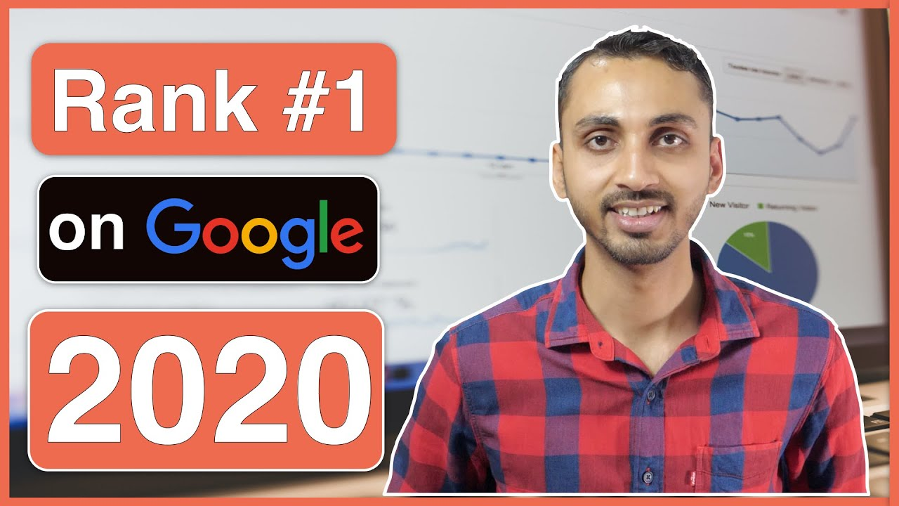 SEO for Beginners: How to Rank 1 on Google in 2020? (Step by Step SEO Tutorial)