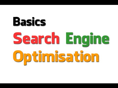 Search Engine Optimization  basics (How search Engine Works)