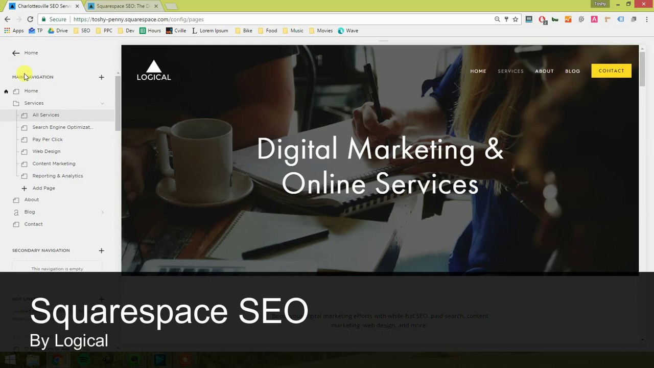 Squarespace SEO Tips: Meta Tags, Content & Link Building