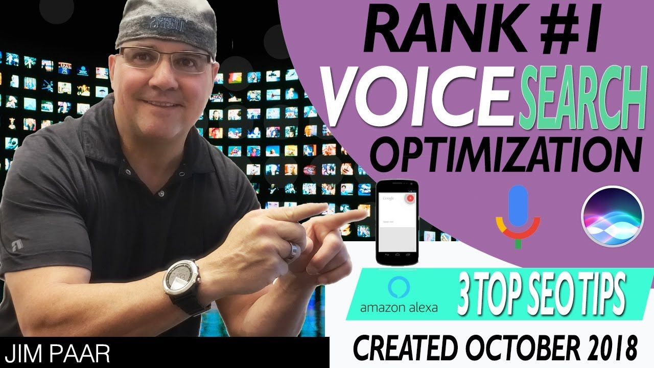 Top SEO Tips for Voice Search Optimization 2019 - Stay Ahead Of Technology