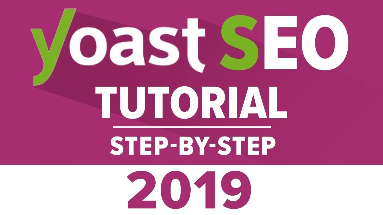 Yoast Seo Tutorial 2020 - How To Setup Yoast SEO Plugin - Wordpress SEO By Yoast