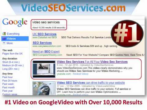 YouTube Video Seo Tips - Free Video Seo Tips & Secrets - Oh Yeah !!